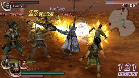 Warriors Orochi - 10485