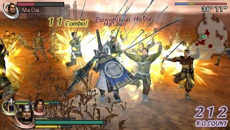 Warriors Orochi - 10487