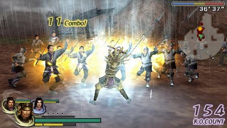 Warriors Orochi - 10488