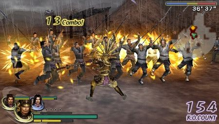 Warriors Orochi - 10489