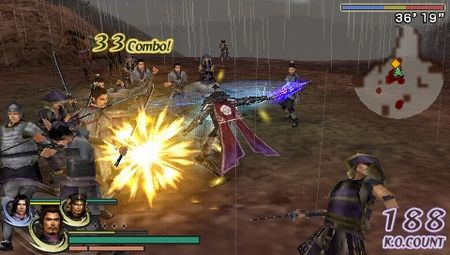 Warriors Orochi - 10490