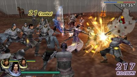 Warriors Orochi - 10491
