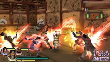 Warriors Orochi - 10492