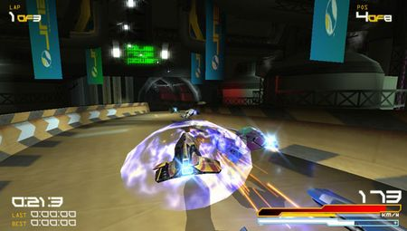 Wipeout Pure - 01138