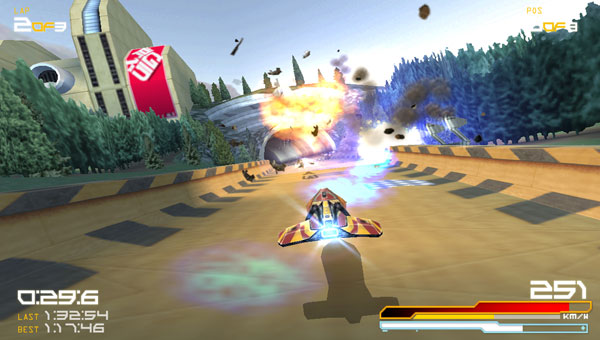 Wipeout Pure - 01141