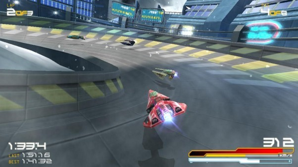 Wipeout Pure - 01142