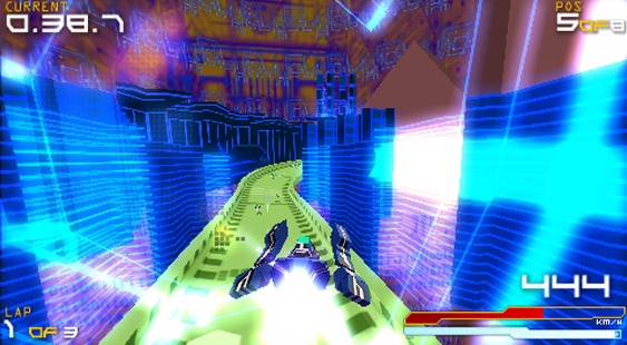Wipeout Pure - 01124