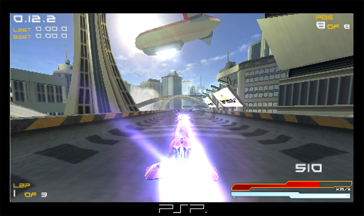 Wipeout Pure - 01125