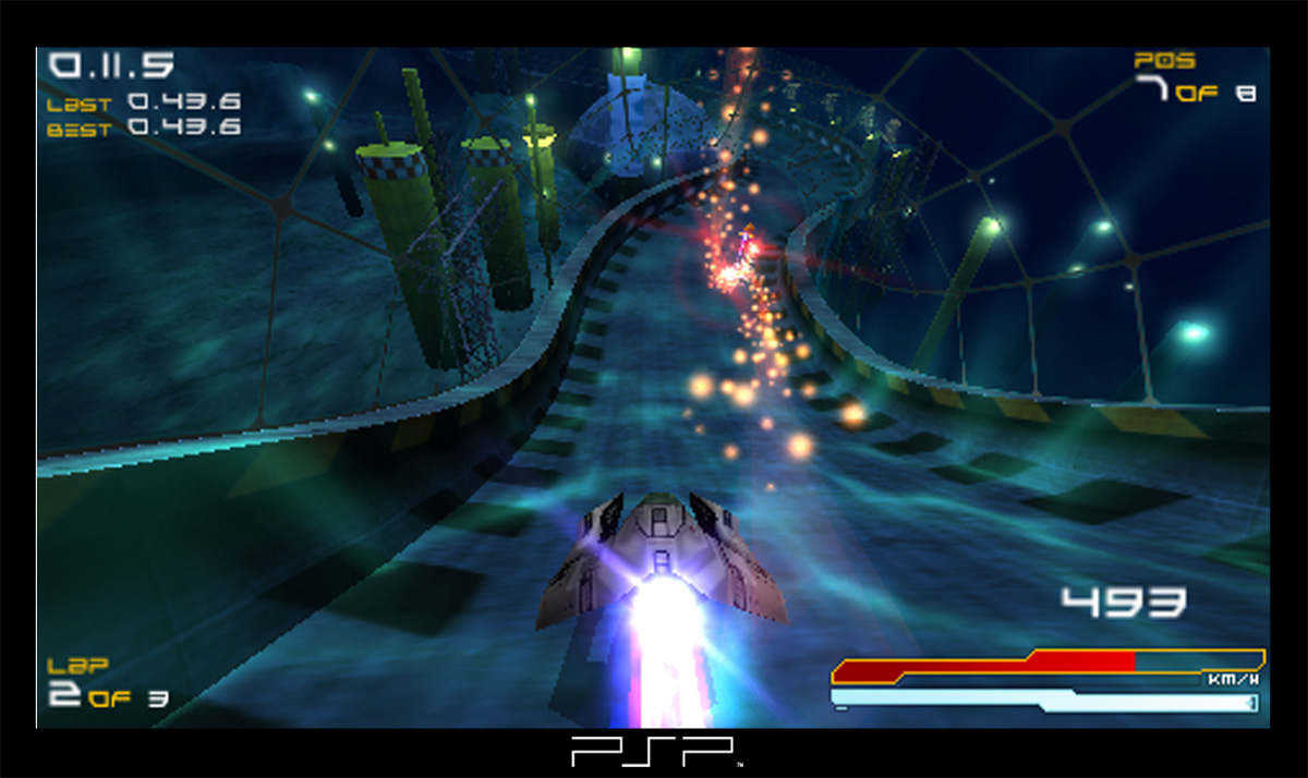 Wipeout Pure - 01129