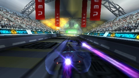 WipeOut Pulse - 09885