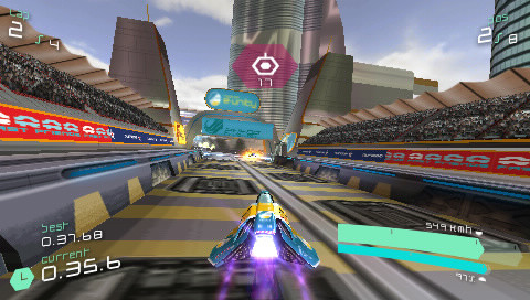WipeOut Pulse - 09868