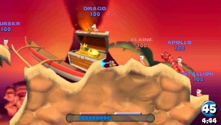 Worms: Open Warfare - 03242