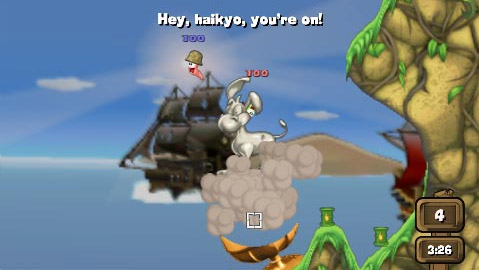 Worms: Open Warfare 2 - 07307