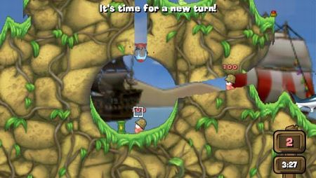 Worms: Open Warfare 2 - 07308