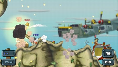 Worms: Open Warfare 2 - 07278