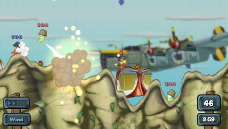 Worms: Open Warfare 2 - 07279