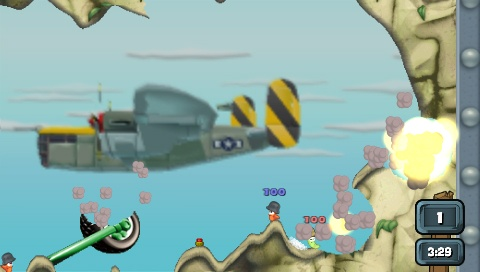 Worms: Open Warfare 2 - 07282