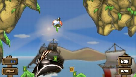 Worms: Open Warfare 2 - 07286