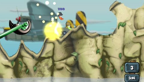 Worms: Open Warfare 2 - 07287