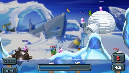 Worms: Open Warfare 2 - 07290