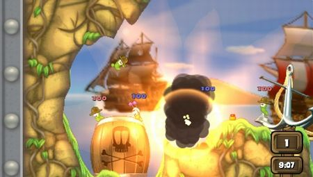 Worms: Open Warfare 2 - 07291