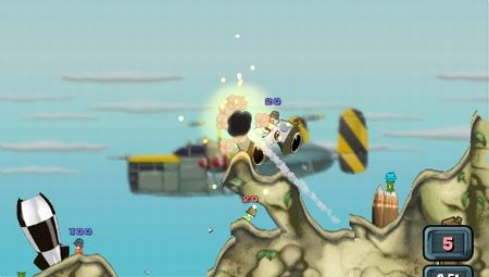 Worms: Open Warfare 2 - 07292