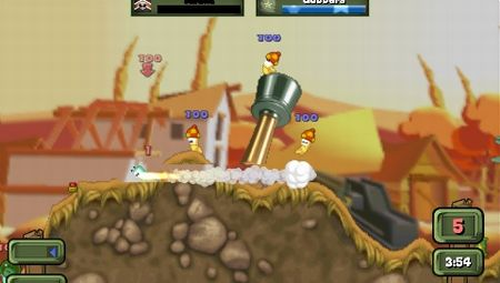 Worms: Open Warfare 2 - 07297