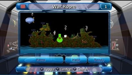 Worms: Battle Islands - 12208
