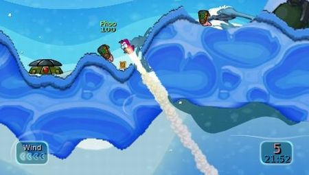 Worms: Battle Islands - 12209