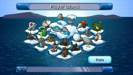 Worms: Battle Islands - 12210