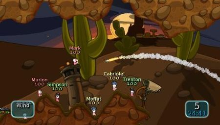Worms: Battle Islands - 12205