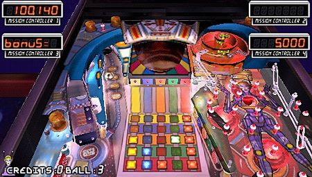 Williams Pinball Classics - 11214