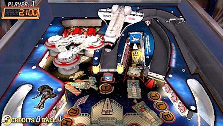 Williams Pinball Classics - 11215