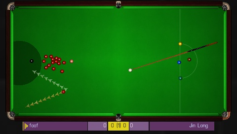WSC REAL 08: World Snooker Championship - 10783