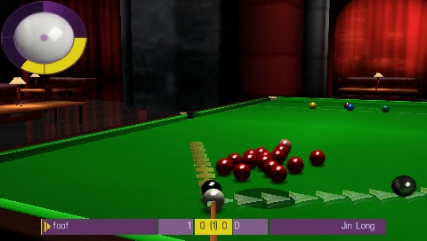 WSC REAL 08: World Snooker Championship - 10784
