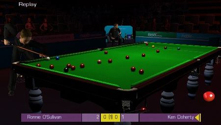 WSC REAL 08: World Snooker Championship - 10787