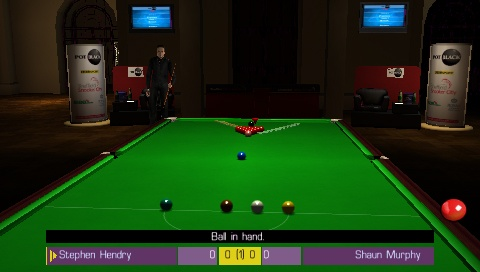 WSC REAL 08: World Snooker Championship - 10788