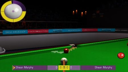 WSC REAL 08: World Snooker Championship - 10789