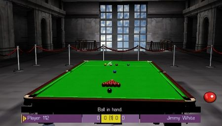 WSC REAL 08: World Snooker Championship - 10791