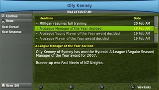 Worldwide Soccer Manager 2007 - 10668
