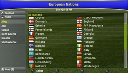 Worldwide Soccer Manager 2007 - 10673