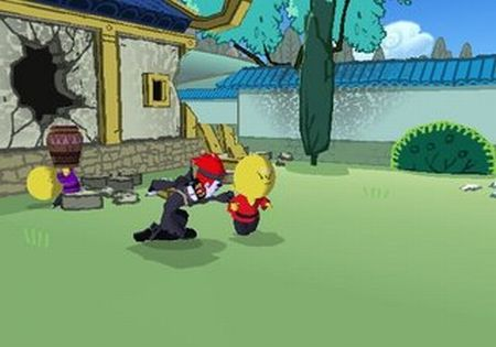 Xiaolin Showdown - 06641