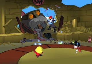 Xiaolin Showdown - 06644