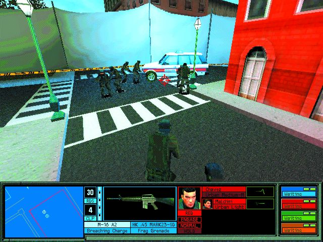 Rainbow Six: Rogue Spear - 09286