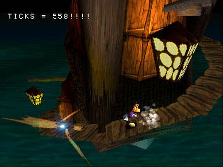 Rayman 2: The Great Escapes - 09494