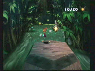 Rayman 2: The Great Escapes - 09476