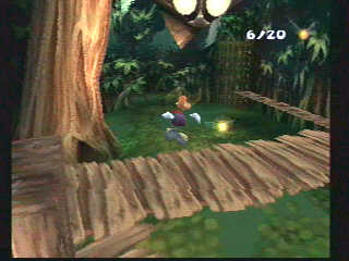 Rayman 2: The Great Escapes - 09479