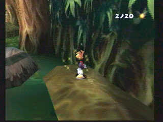 Rayman 2: The Great Escapes - 09483