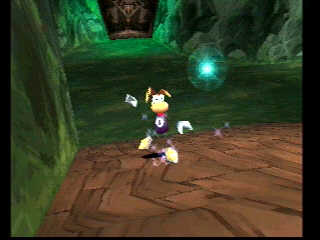 Rayman 2: The Great Escapes - 09451