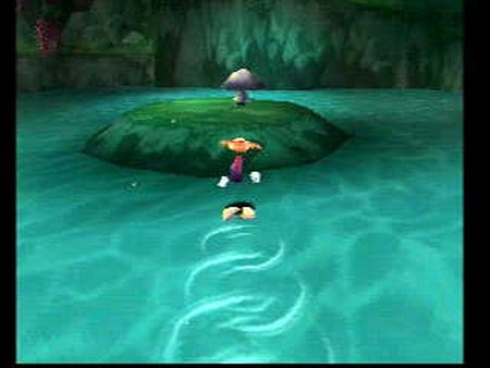 Rayman 2: The Great Escapes - 09464